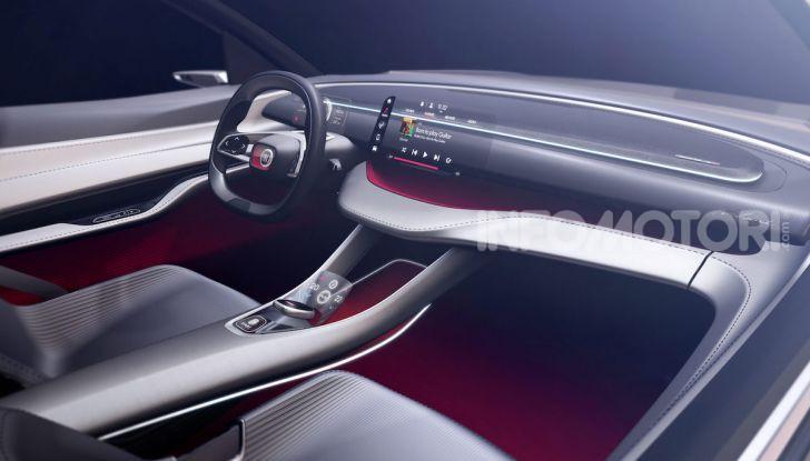 Il nuovo Crossover Fiat: un SUV su base Tipo per il 2021 - Foto 7 di 12
