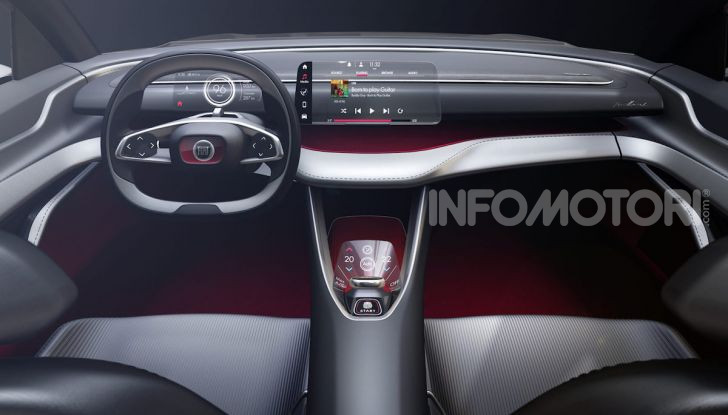 Il nuovo Crossover Fiat: un SUV su base Tipo per il 2021 - Foto 5 di 12