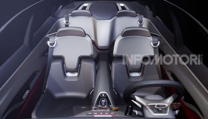 Fiat Fastback Abarth, la concept car si fa sportiva - Foto 4 di 12