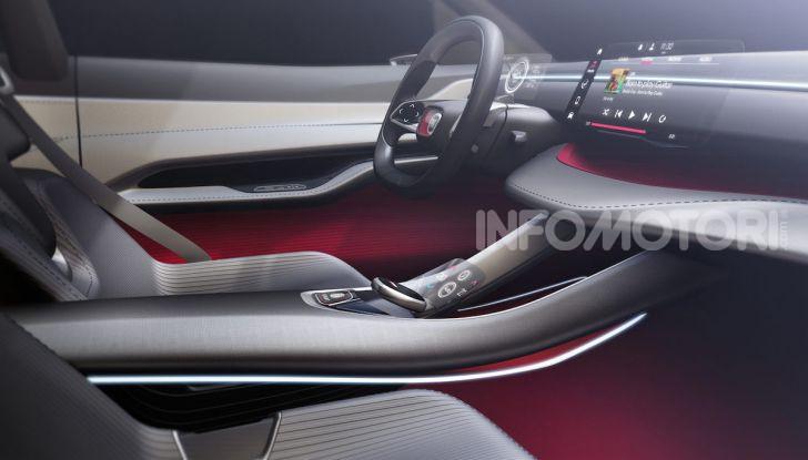 Fiat Fastback Abarth, la concept car si fa sportiva - Foto 6 di 12