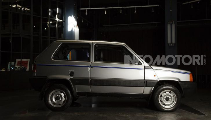 Fiat Panda 4×4 di Gianni Agnelli restaurata da Garage Italia Customs - Foto 3 di 10