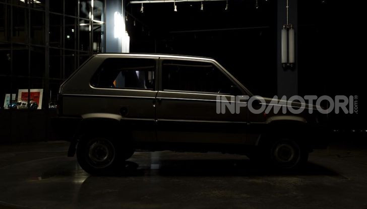Una Fiat Panda 4X4 da record: era quella dell'Avvocato Agnelli - Foto 9 di 10
