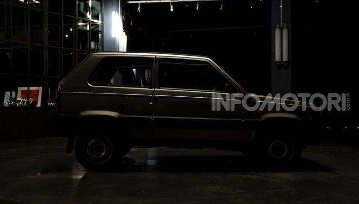 Fiat Panda 4×4 di Gianni Agnelli restaurata da Garage Italia Customs - Foto 9 di 10