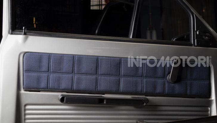 Fiat Panda 4×4 di Gianni Agnelli restaurata da Garage Italia Customs - Foto 5 di 10