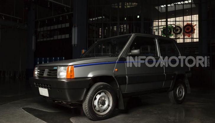 Fiat Panda 4×4 di Gianni Agnelli restaurata da Garage Italia Customs - Foto 1 di 10