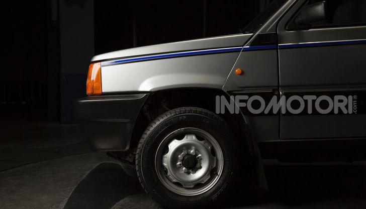 Una Fiat Panda 4X4 da record: era quella dell'Avvocato Agnelli - Foto 6 di 10