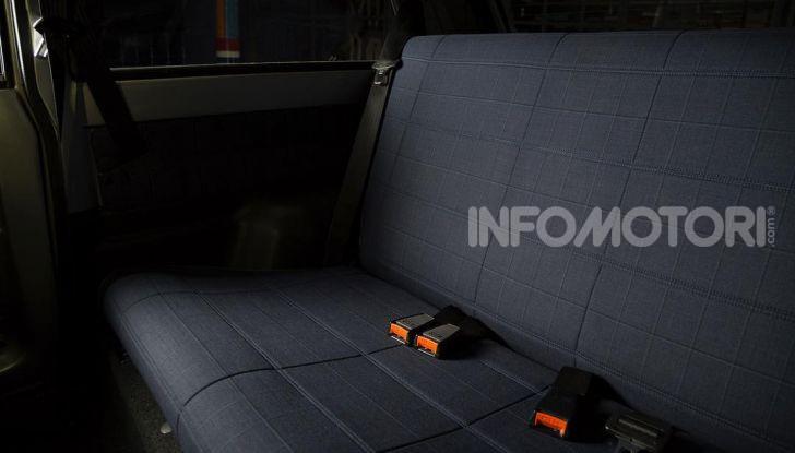 Fiat Panda 4×4 di Gianni Agnelli restaurata da Garage Italia Customs - Foto 7 di 10