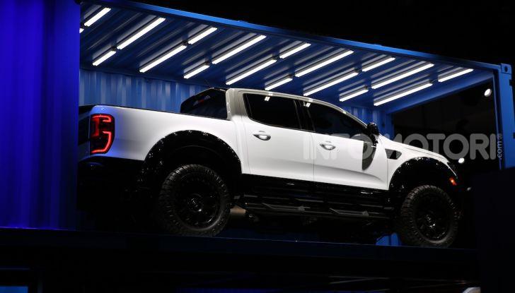 Tutte le novità di Ford al Salone di Los Angeles 2018 - Foto 4 di 37
