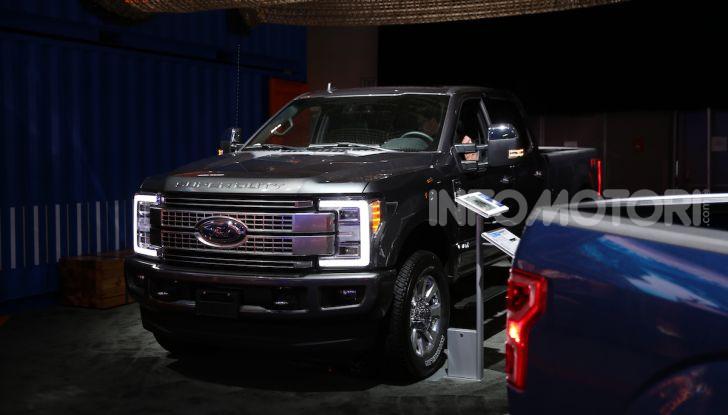 Tutte le novità di Ford al Salone di Los Angeles 2018 - Foto 14 di 37