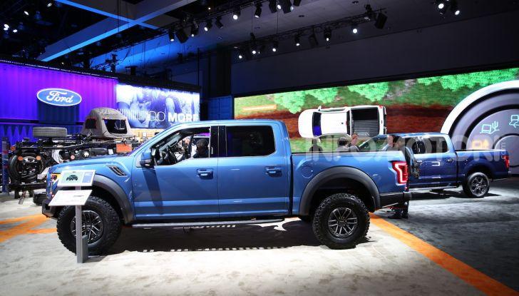 Tutte le novità di Ford al Salone di Los Angeles 2018 - Foto 16 di 37
