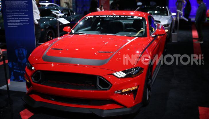 Tutte le novità di Ford al Salone di Los Angeles 2018 - Foto 19 di 37