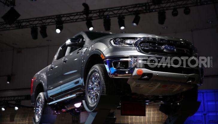 Tutte le novità di Ford al Salone di Los Angeles 2018 - Foto 5 di 37