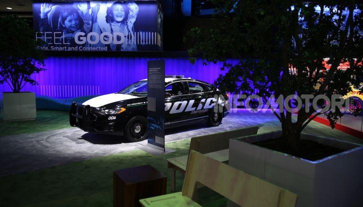 Tutte le novità di Ford al Salone di Los Angeles 2018 - Foto 25 di 37