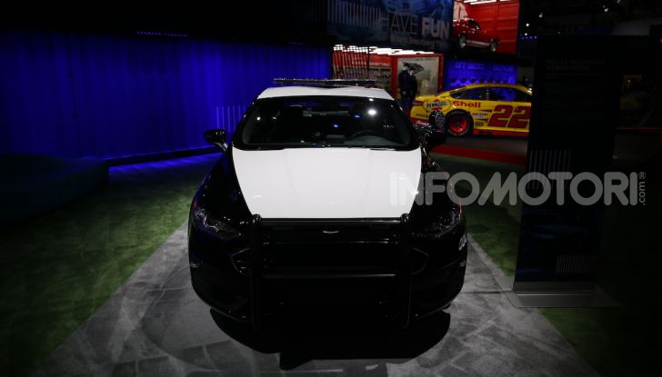 Tutte le novità di Ford al Salone di Los Angeles 2018 - Foto 26 di 37