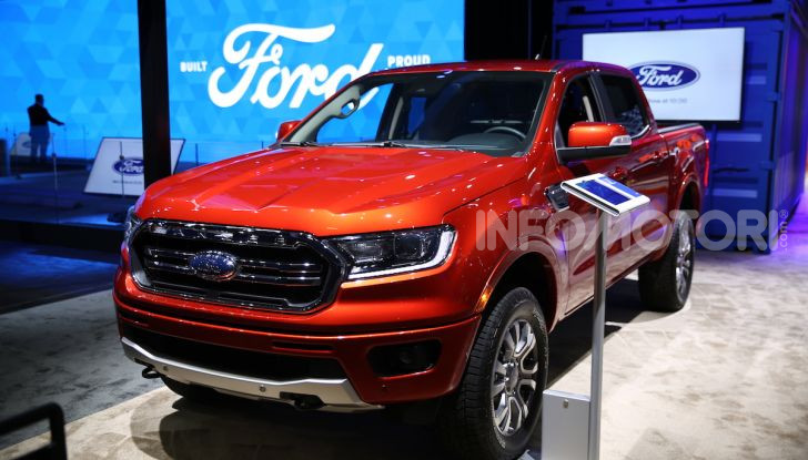 Tutte le novità di Ford al Salone di Los Angeles 2018 - Foto 8 di 37