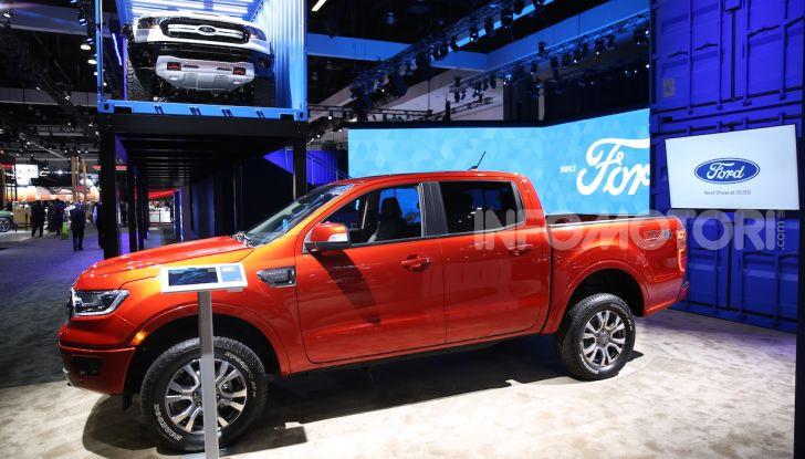 Tutte le novità di Ford al Salone di Los Angeles 2018 - Foto 9 di 37