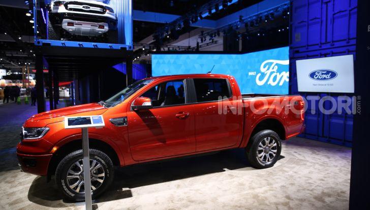Tutte le novità di Ford al Salone di Los Angeles 2018 - Foto 10 di 37