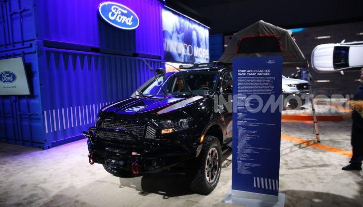 Tutte le novità di Ford al Salone di Los Angeles 2018 - Foto 11 di 37