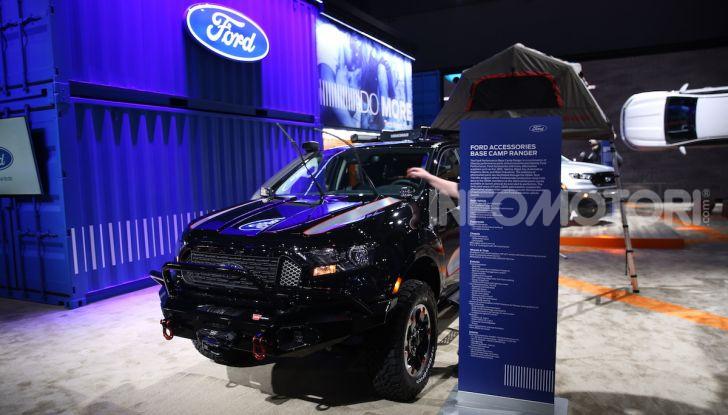 Tutte le novità di Ford al Salone di Los Angeles 2018 - Foto 12 di 37