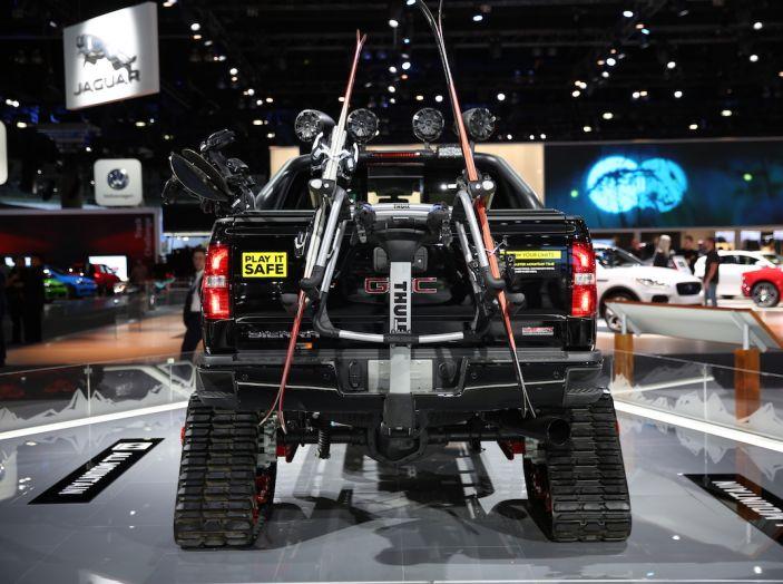 GMC al Los Angeles Auto Show 2018 – Le foto LIVE dal Salone