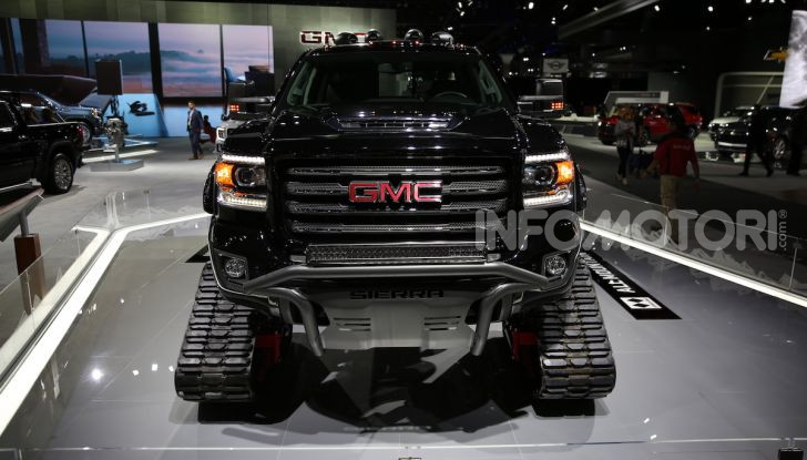 GMC al Los Angeles Auto Show 2018 – Le foto LIVE dal Salone - Foto 16 di 37
