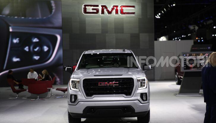 GMC al Los Angeles Auto Show 2018 – Le foto LIVE dal Salone - Foto 19 di 37