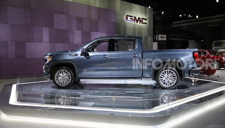 GMC al Los Angeles Auto Show 2018 – Le foto LIVE dal Salone - Foto 23 di 37