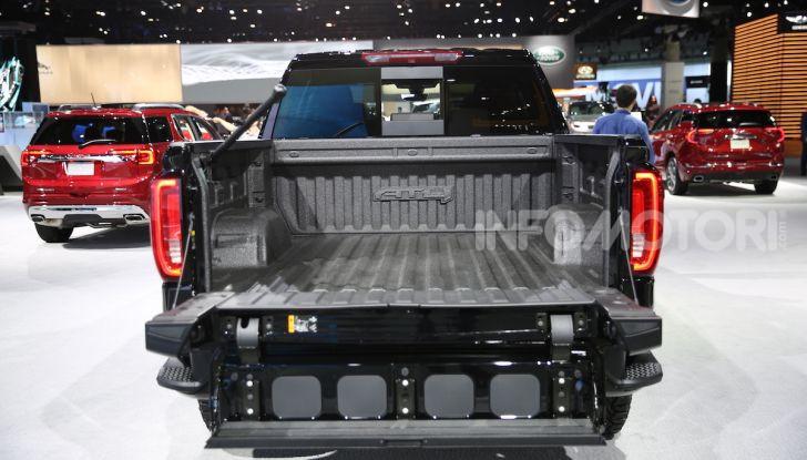 GMC al Los Angeles Auto Show 2018 – Le foto LIVE dal Salone - Foto 24 di 37