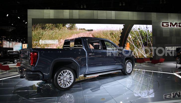 GMC al Los Angeles Auto Show 2018 – Le foto LIVE dal Salone - Foto 28 di 37