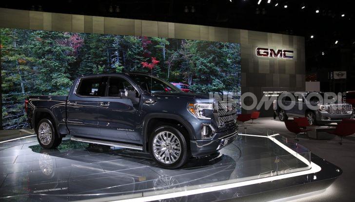 GMC al Los Angeles Auto Show 2018 – Le foto LIVE dal Salone - Foto 30 di 37