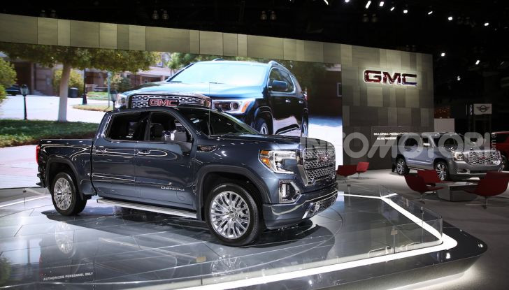 GMC al Los Angeles Auto Show 2018 – Le foto LIVE dal Salone - Foto 31 di 37