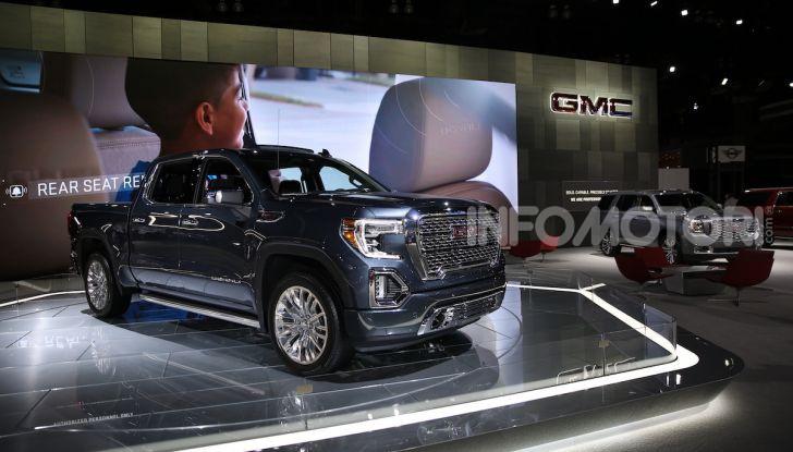 GMC al Los Angeles Auto Show 2018 – Le foto LIVE dal Salone - Foto 34 di 37