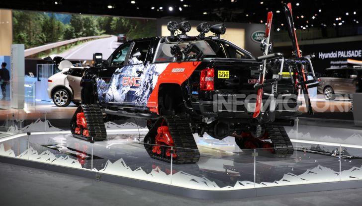 GMC al Los Angeles Auto Show 2018 – Le foto LIVE dal Salone - Foto 35 di 37