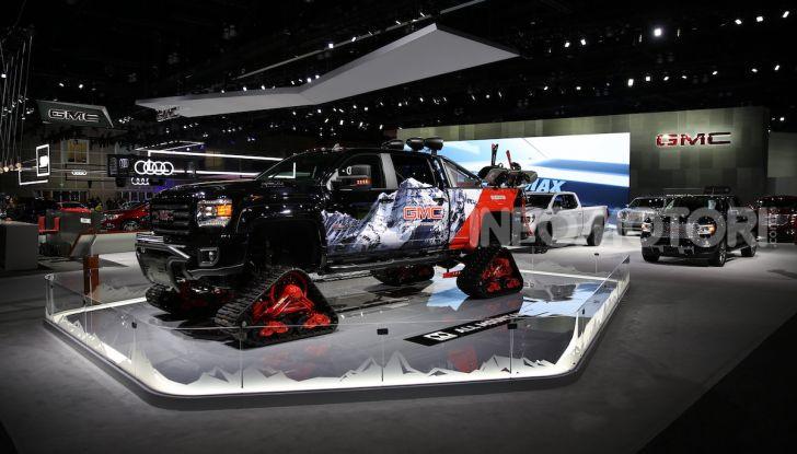 GMC al Los Angeles Auto Show 2018 – Le foto LIVE dal Salone - Foto 36 di 37