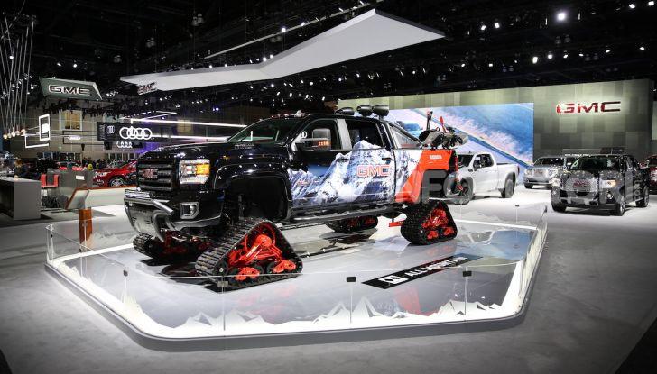 GMC al Los Angeles Auto Show 2018 – Le foto LIVE dal Salone - Foto 37 di 37