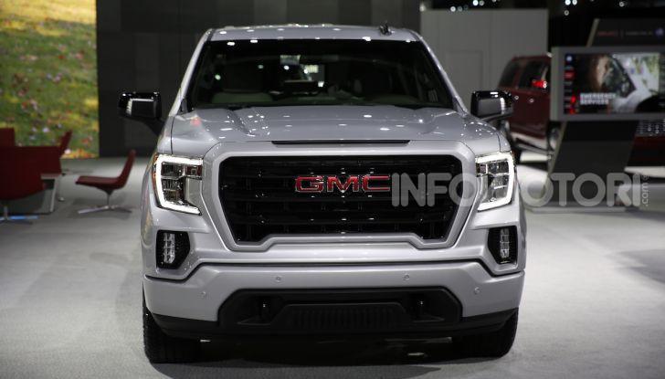 GMC al Los Angeles Auto Show 2018 – Le foto LIVE dal Salone - Foto 5 di 37