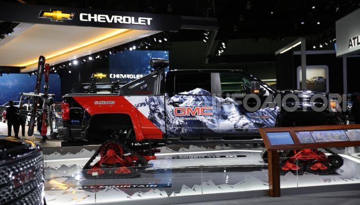 GMC al Los Angeles Auto Show 2018 – Le foto LIVE dal Salone - Foto 7 di 37