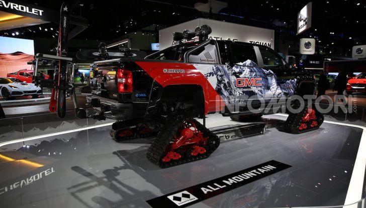 GMC al Los Angeles Auto Show 2018 – Le foto LIVE dal Salone - Foto 8 di 37