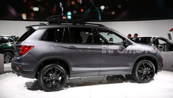 Honda al Salone di Los Angeles 2018: Tutte le novità in un'ampia gallery - Foto 20 di 25