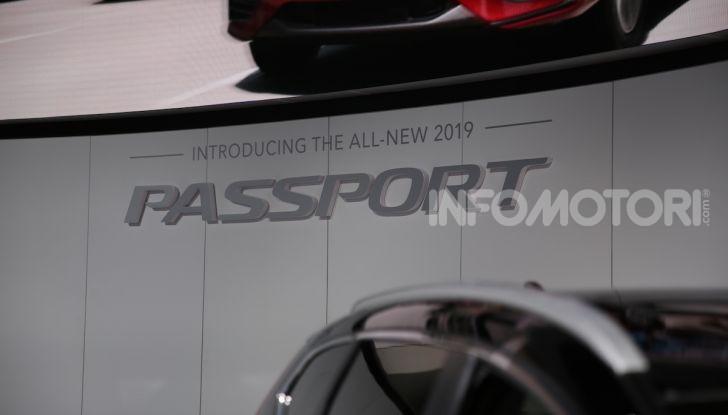 Honda al Salone di Los Angeles 2018: Tutte le novità in un'ampia gallery - Foto 24 di 25