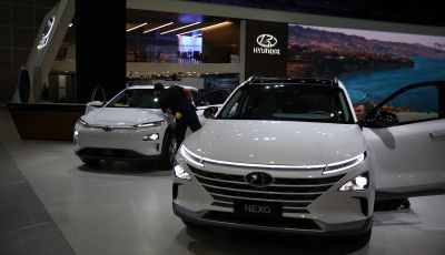 Hyundai e i carburanti alternativi: la rassegna dal Salone di Los Angeles 2018