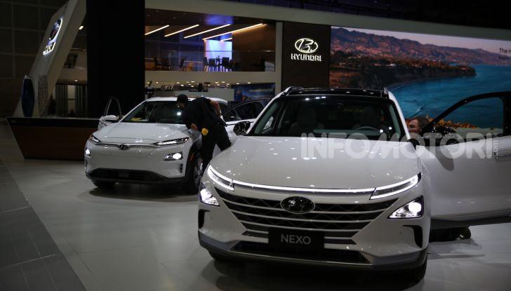 Hyundai e i carburanti alternativi: la rassegna dal Salone di Los Angeles 2018 - Foto 2 di 13