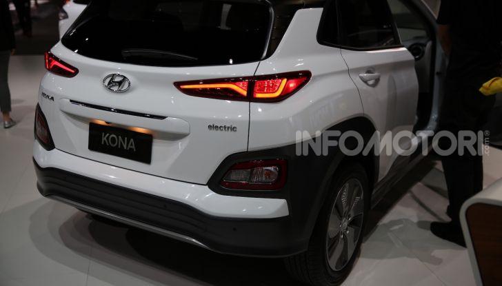Hyundai e i carburanti alternativi: la rassegna dal Salone di Los Angeles 2018 - Foto 10 di 13