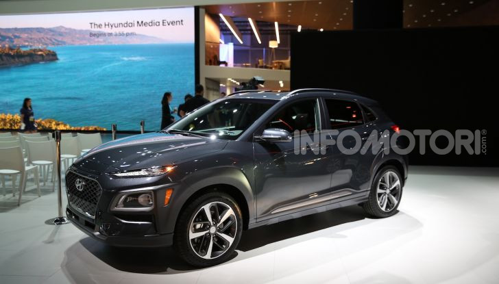 Hyundai e i carburanti alternativi: la rassegna dal Salone di Los Angeles 2018 - Foto 12 di 13