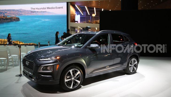 Hyundai e i carburanti alternativi: la rassegna dal Salone di Los Angeles 2018 - Foto 12 di 13