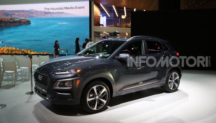 Hyundai e i carburanti alternativi: la rassegna dal Salone di Los Angeles 2018 - Foto 13 di 13