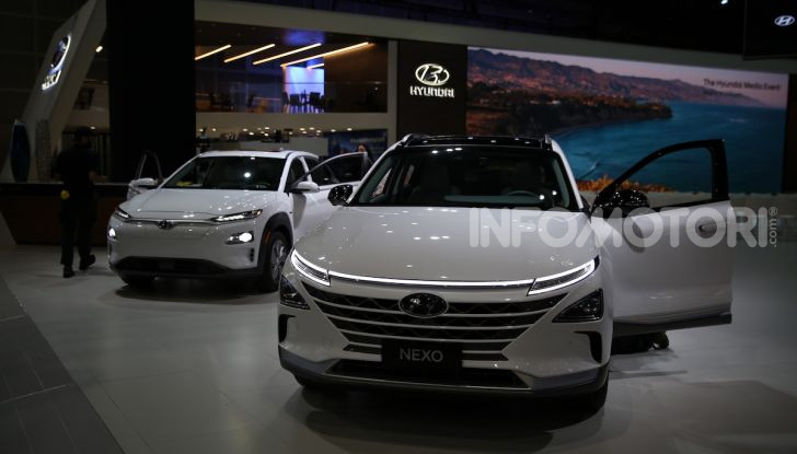 Hyundai e i carburanti alternativi: la rassegna dal Salone di Los Angeles 2018 - Foto 1 di 13