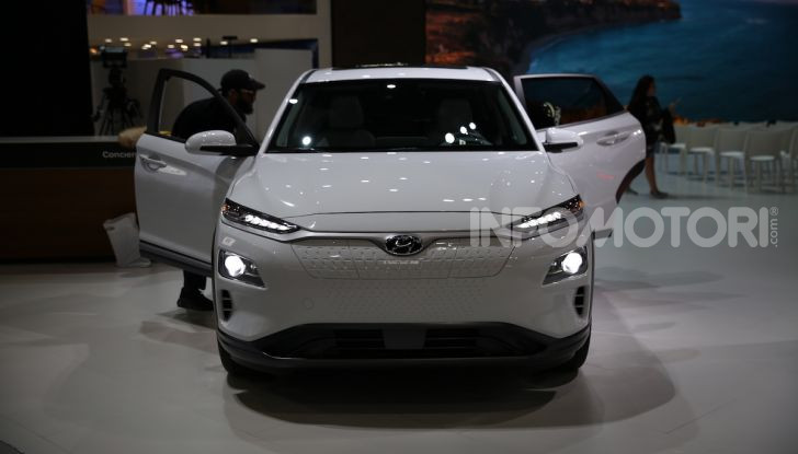 Hyundai e i carburanti alternativi: la rassegna dal Salone di Los Angeles 2018 - Foto 3 di 13