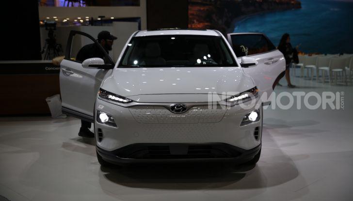 Hyundai e i carburanti alternativi: la rassegna dal Salone di Los Angeles 2018 - Foto 3 di 13