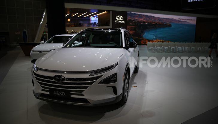 Hyundai e i carburanti alternativi: la rassegna dal Salone di Los Angeles 2018 - Foto 4 di 13